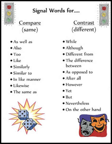Compare & contrast essays - EAP Foundation